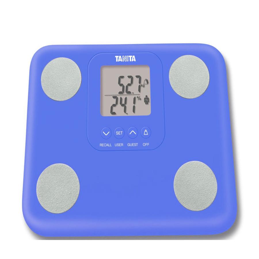 Tanita BC-730 - напольные весы с анализатором жировой массы (Blue)