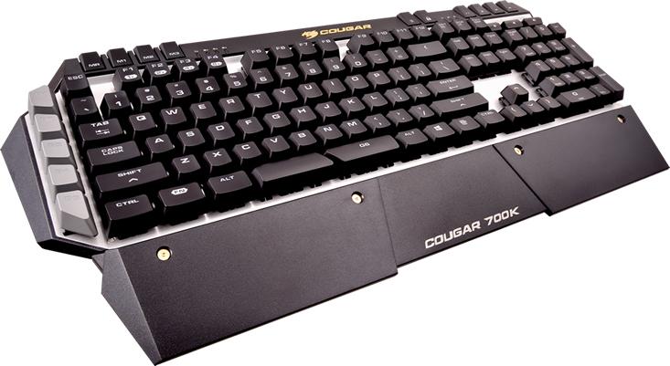 Cougar 700K - игровая клавиатура (Black)