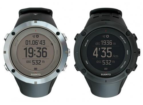 Suunto Ambit 3 Peak HR - комплект из спортивных часов и пульсомера (Sapphire)