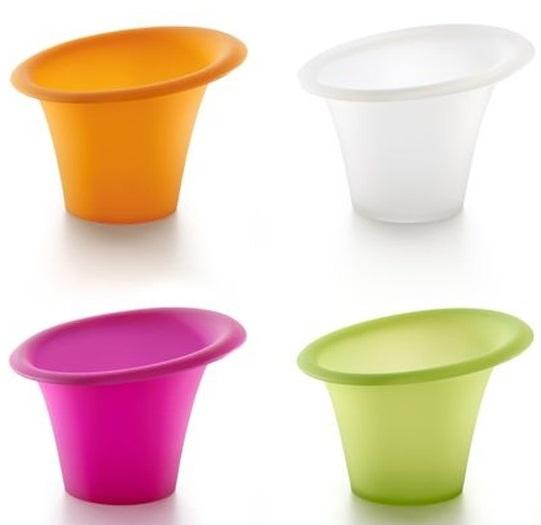 Кекс-МинуткаКухонные аксессуары<br>Силиконовые формы для приготовления десертов<br>