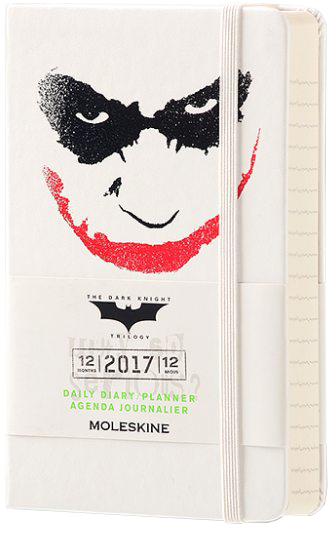 Moleskine Batman Pocket DBA12DC2Y17