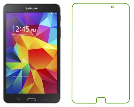 Ainy AA-S880 - защитная пленка для Samsung Galaxy Tab E 9.6 Т560/T561 (матовая)