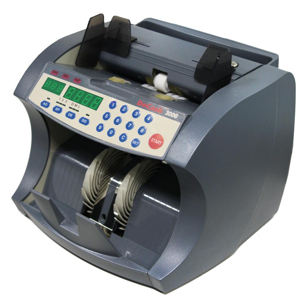 DoCash 3000 SD - счетчик банкнот (Black)Счетчики банкнот<br>Счетчик банкнот<br>