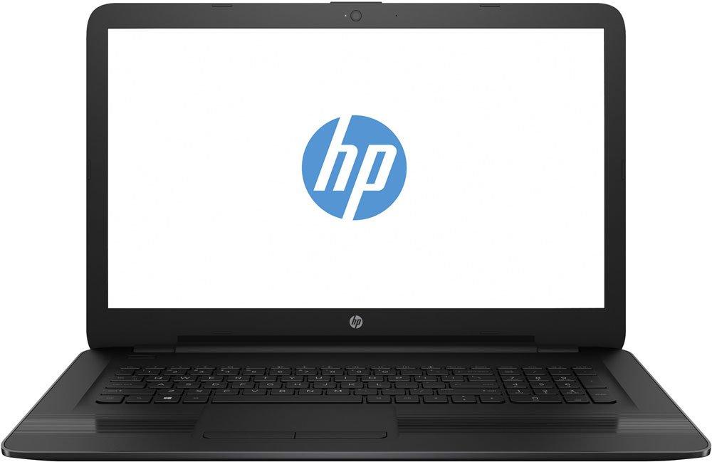 Ноутбук HP17-x005ur 17.3 Intel Celeron N3060 1.6Ghz, 4Gb, 500Gb HDD (W7Y94EA#ACB) Black