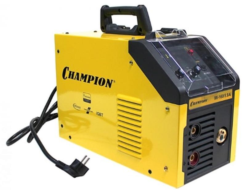 Champion IW-160/5,9 AI - инвертор сварочный (Yellow/Black)