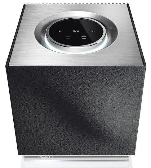 Naim Mu-So QB - акустическая система (Black)  naim fraimlite level long cherry ali