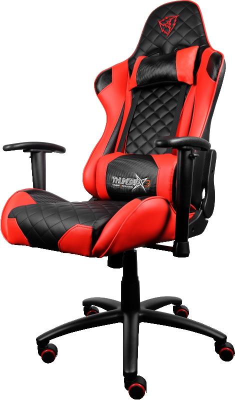 ThunderX3 TGC12 (TX3-12BR) - игровое кресло (Red/Black)