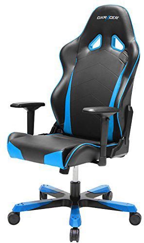 DXRacer OH/TS29/NB - компьютерное кресло (Black/Blue)