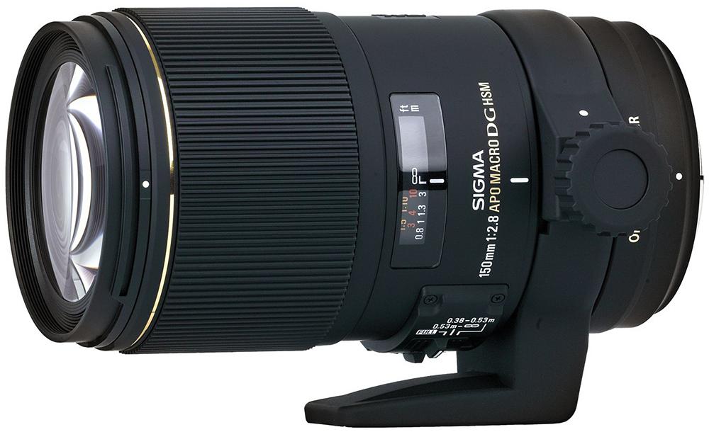 Sigma AF 150mm f/2.8 APO MACRO EX DG OS HSM 106955