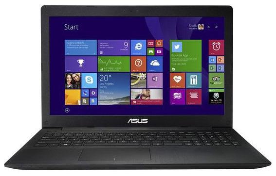 Ноутбук Asus X553MA-SX846H 15.6'', Intel Pentium N3540 2.1GHz, 8Gb, 1Tb HDD (90NB04X6-M22310)