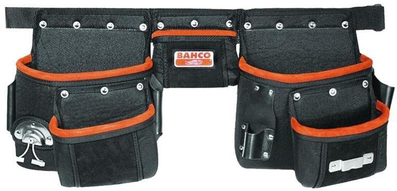 Bahco (4750-3PB-1) - поясная сумка для инструментов (Grey)  bahco 4750 toba 1 сумка для инструментов