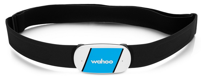 Wahoo Fitness Fitness Heart Rate Strap TICKR WFBTHR02Z