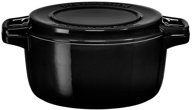 KitchenAid Cast Iron Cookware 6.0Qt KCPI60CROB