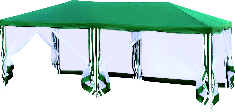 Садовый тент-шатер Green Glade 1056 (Green)