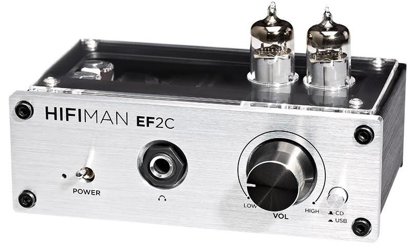 HiFiMan EF2С - усилитель для наушников (Steel)