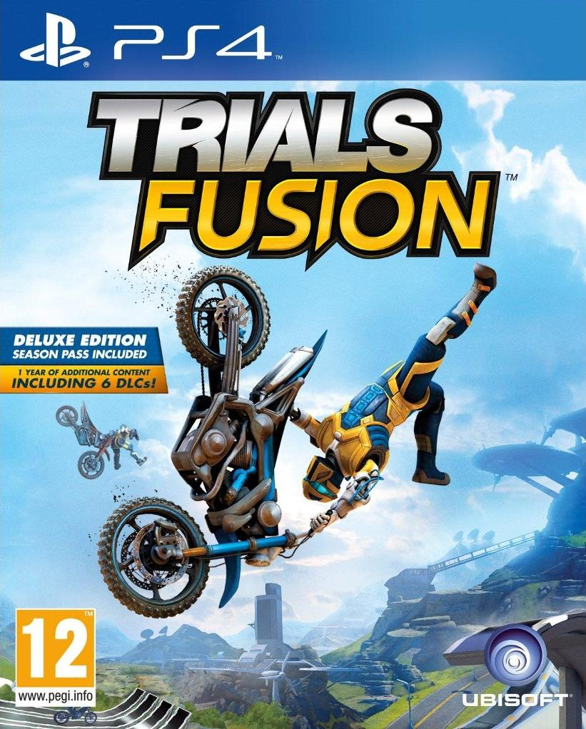 Trials Fusion: The Awesome