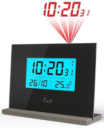 Ea2 EN205 - проекционные часы (Black)