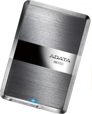 ADATA DashDrive Elite 500GB (AHE720-500GU3-CTI) - внешний жесткий дискВнешние диски HDD<br>- Емкость: 500 Гб <br> - Корпус из стойкой к царапинам стали <br> - Интерфейс: USB 3.0 <br> - Форм-фактор: 2,5 <br> - Частота вращения шпинделя: 5400 rpm <br> - Аппаратная кнопка Backup <br> - Компактные размеры<br>
