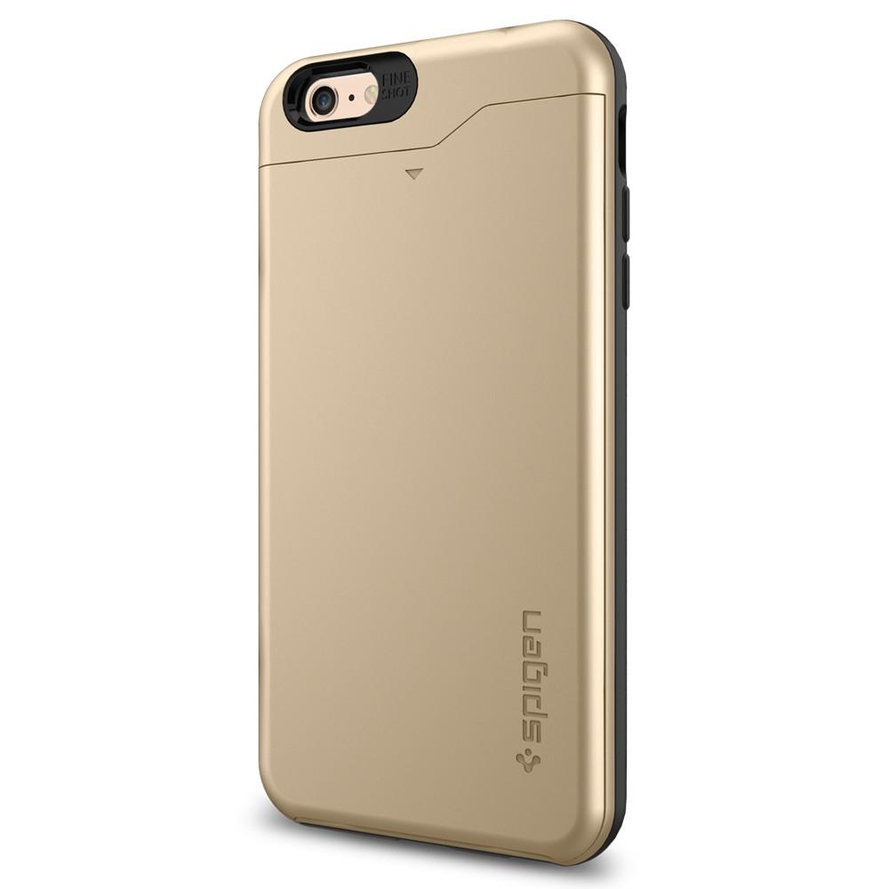 "Spigen Slim Armor CS (SGP10913) - чехол для iPhone 6 Plus 5.5"" (Champagne Gold)"