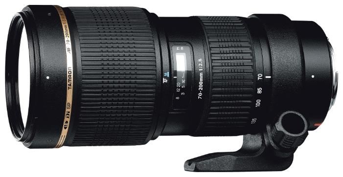 Tamron SP AF 70-200mm f/2.8 DI LD IF Macro - телеобъектив для фотоаппаратов Canon (Black)