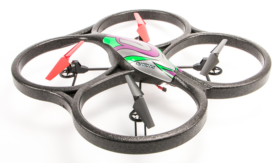 Wltoys V333 Quadcopter (HD 720 Camera)