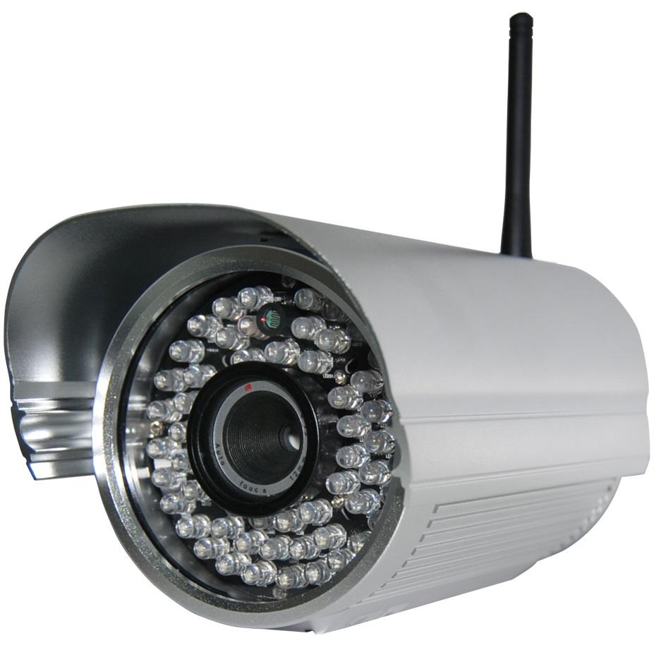 iVue IV5411W - наружная беспроводная IP-камера (White)Камеры видеонаблюдения<br>Наружная беспроводная IP-камера<br>