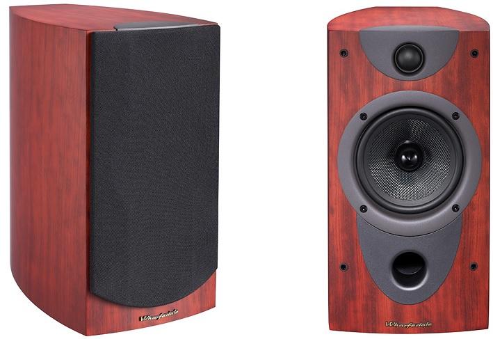 Wharfedale Evo-2 8 - полочная акустическая система (Rosewood)