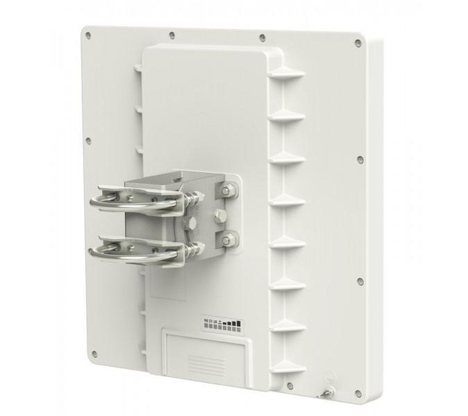 MikroTik 5 ГГц 23 дБи - панельная антенна со встроенным маршрутизатором (Beige)