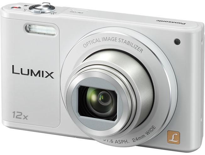Panasonic DMC-SZ10EE-W - цифровой фотоаппарат (White)