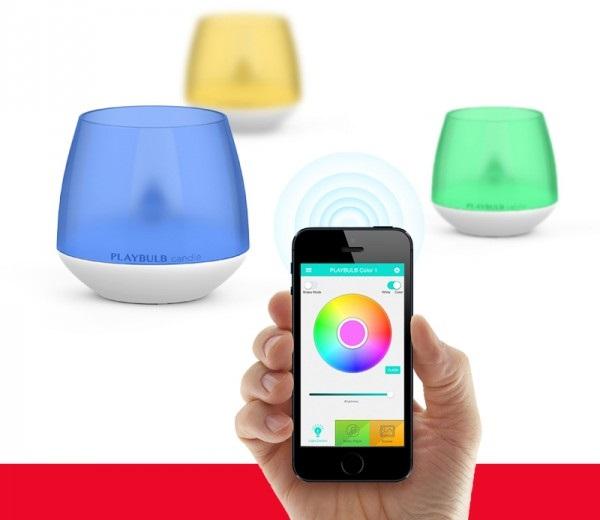 Mipow Playbulb Candle (BTL300-2) - умная лампочка (2 шт)