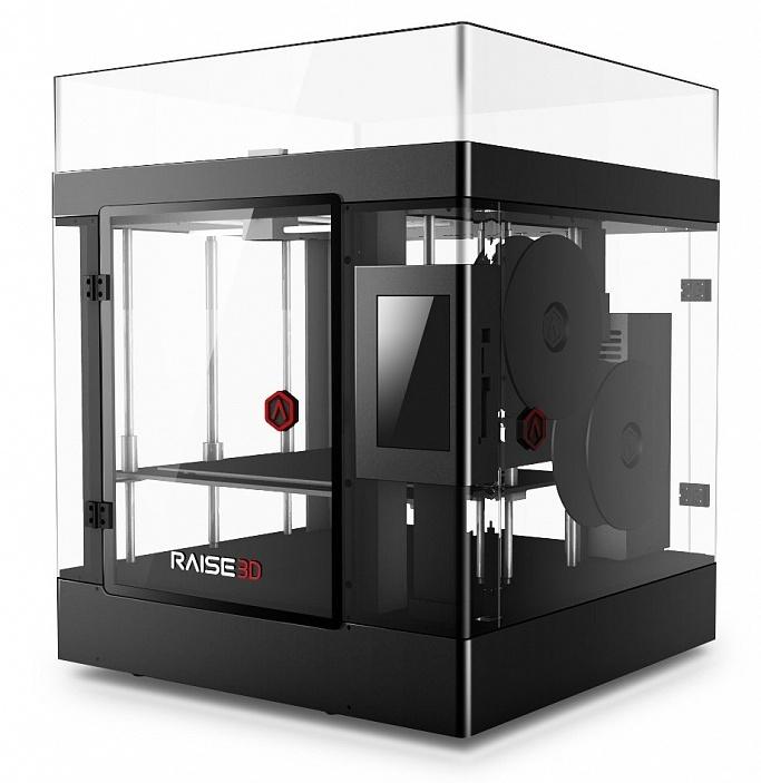 Raise3D N2 Dual - 3D принтер (Black)