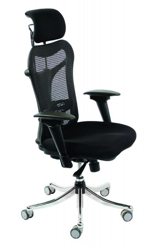 Бюрократ CH-999ASX - кресло руководителя (Black)