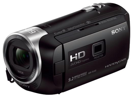 HandycamЦифровые видеокамеры<br>Видеокамера с проектором<br>