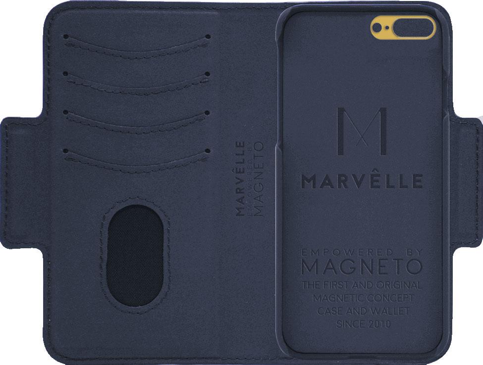 Чехол Marvelle N°305 для iPhone 7 Plus/8 Plus (Oxford Blue Smooth)
