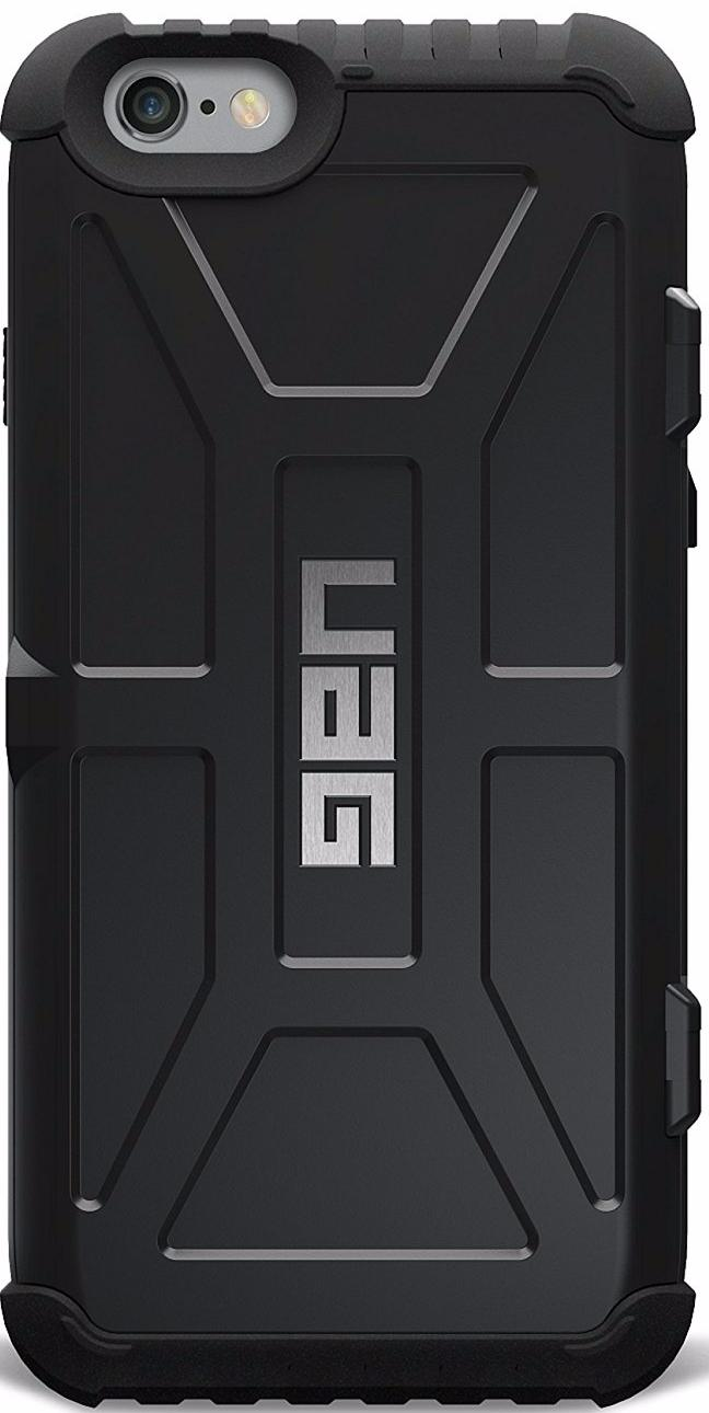 Urban Armor Gear Trooper Series Case - чехол для iPhone 7/6S/6 (Black)