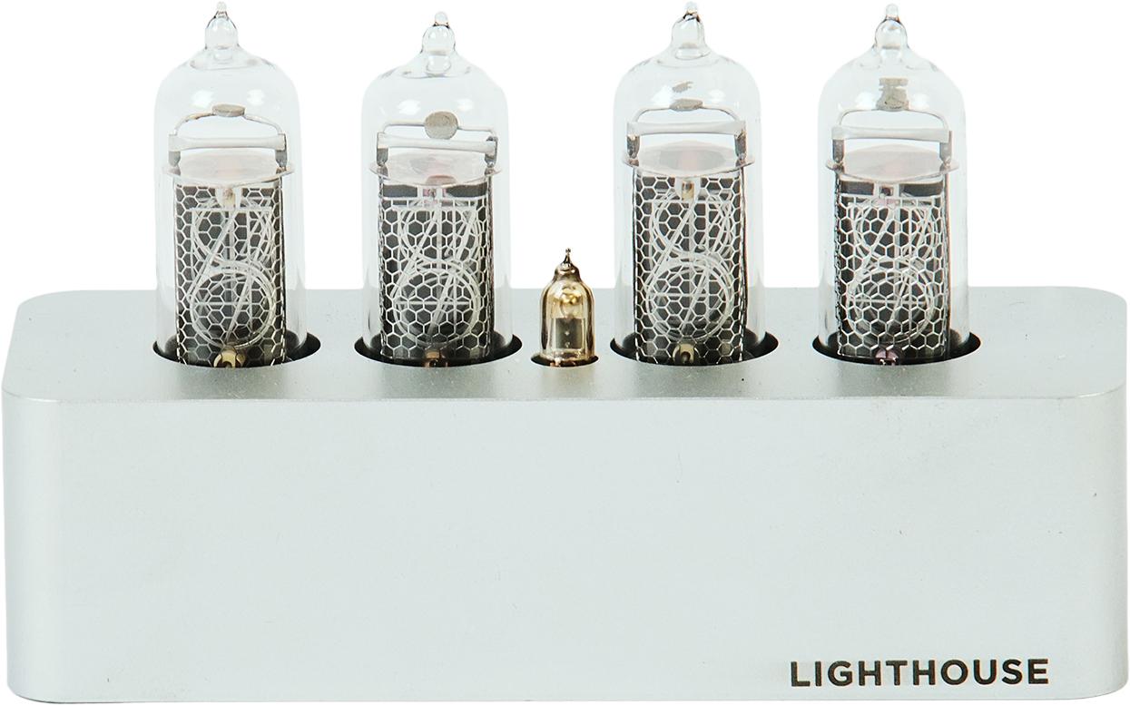 Настольные часы Lighthouse IN-14 (Silver)