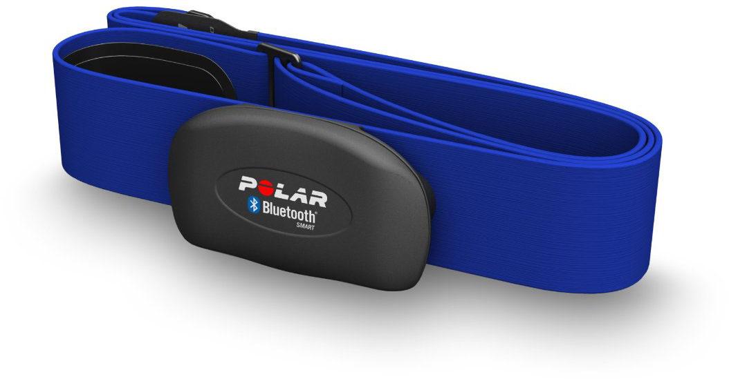 Polar H7 M-XXL (92053182) - нагрудный кардиодатчик (Blue)