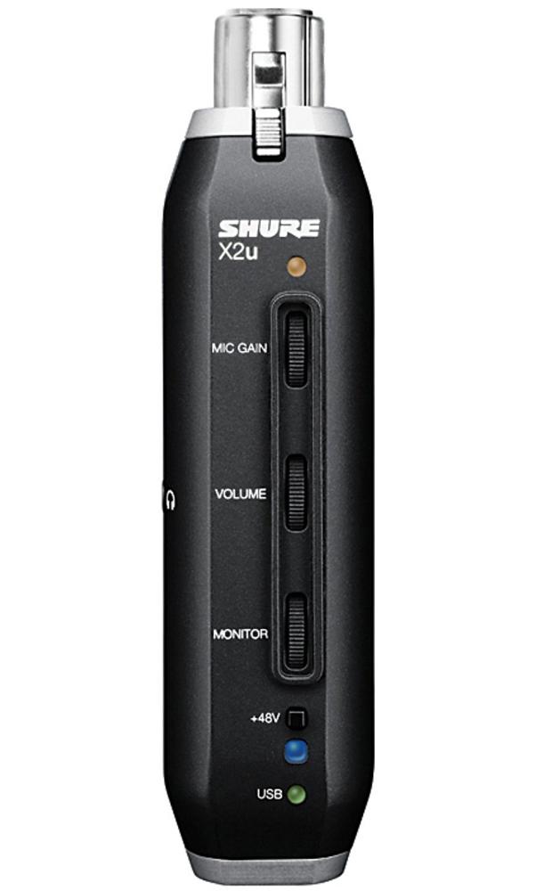 XLR-to-USB