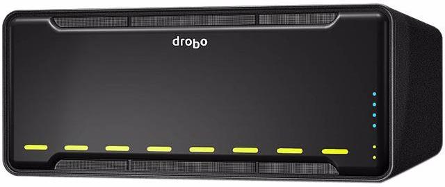 Drobo B810n (DR-B810n-5A31) - сетевое хранилище (Black)