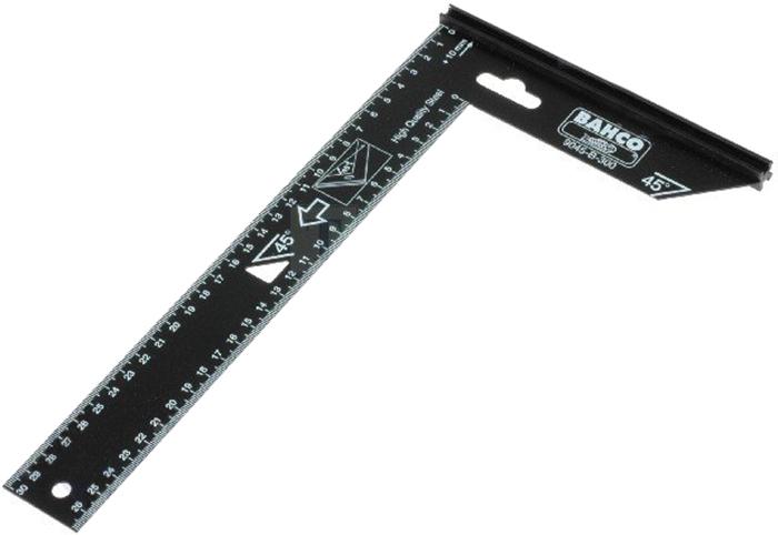 Bahco 9045-B-300 - угольник 30 см (Black)