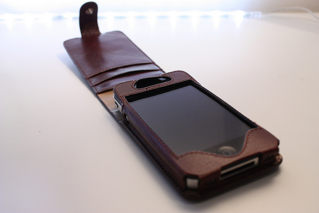Чехол для телефона своими руками флип