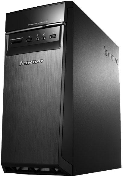 Десктоп Lenovo H50-00 Intel Celeron J1800 2.41GHz, 2Gb, 500Gb HDD (90C1000HRS)Компьютеры для работы и учебы<br>Десктоп<br>