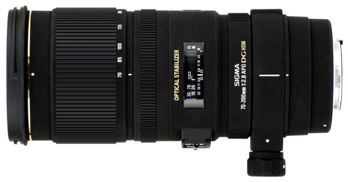 Sigma AF 70-200mm f/2.8 589955