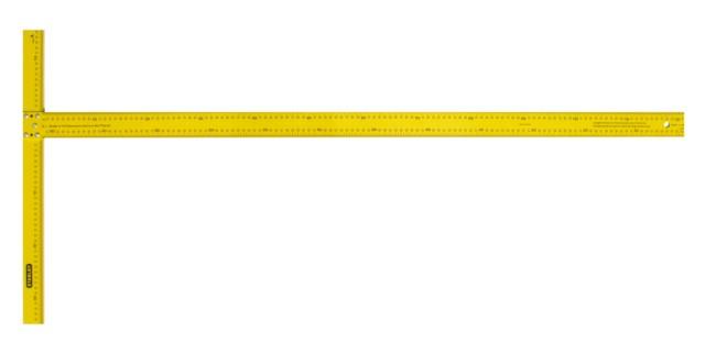 Stanley 01-05-0894 - Т-образный угольник угольник stanley комбинированный 2 46 017