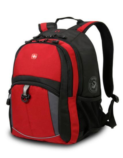Wenger 3191201408 - рюкзак (Red/Black/Grey)