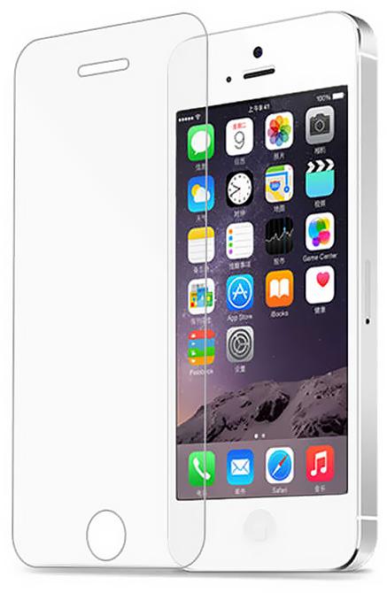 Защитное стекло Glass Film 0.2mm для iPhone 5/5S/5C/SE (Transparent)
