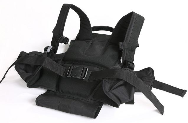 Pulsar Straps for DJI Inspire 1 Case - плечевые ремни для кейса квадрокоптера (Black)