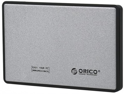 Orico 2588US3 - ��������� ��� HDD (Silver) 2588US3-SV