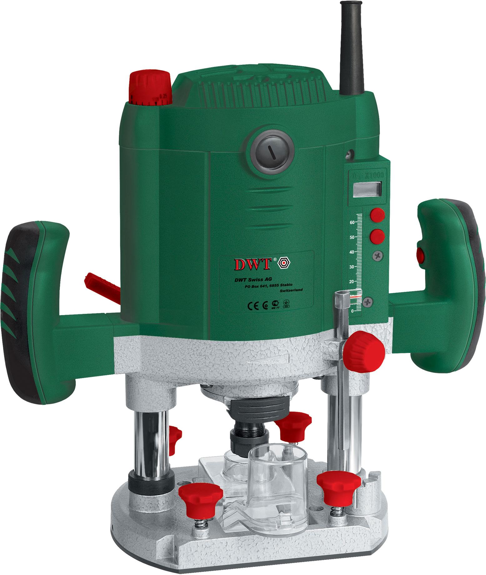 Фрезер DWT OF-2100 VE (Green)