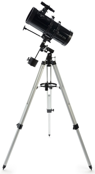 Celestron Mirror Telescope PowerSeeker 127 EQ